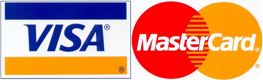 Logo carte bleue Visa Mastercard